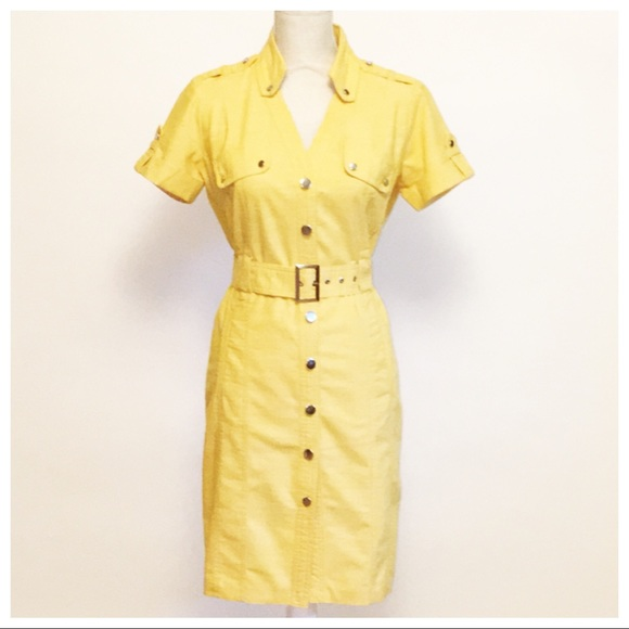 02b82a57eb6 Sharagano Shirt Dress-6. M 5aba90fef9e5014de0f2dafd
